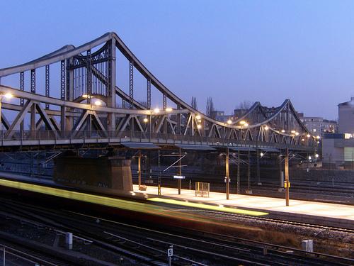 Millionenbrücke am Gesundbrunnen
