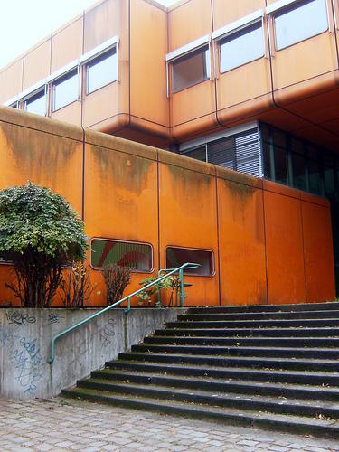 Hugo-Heimann-Bibliothek, Swinemünder Straße
