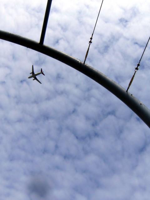 Der Himmel über Pankow