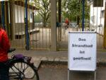 Freibad Jungfernheide: geöffnet!