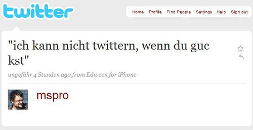 Warum twitter das Internet kaputt macht
