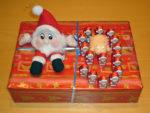 pig nine and more than one santa