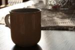 Kaffee plus Spitzendeckchen (Juni 2010)