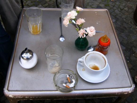 An einem Sonntag in der Oderberger II (Mai 2010)