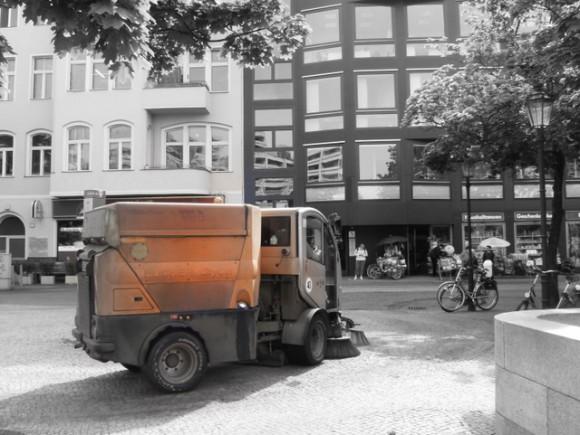 Ordnung in Charlottenburg (Mai 2010)