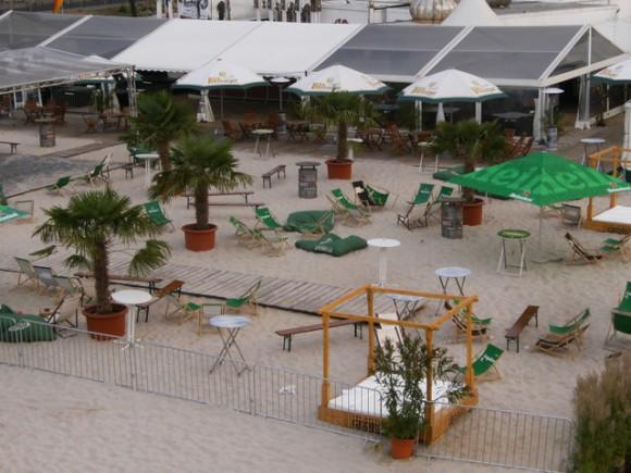Strandbar in Mitte (Juni 2010)
