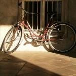Bilder von Fahrrädern in Berlin