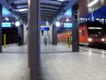 Regio im Bahnhof Berlin-Gesundbrunnen