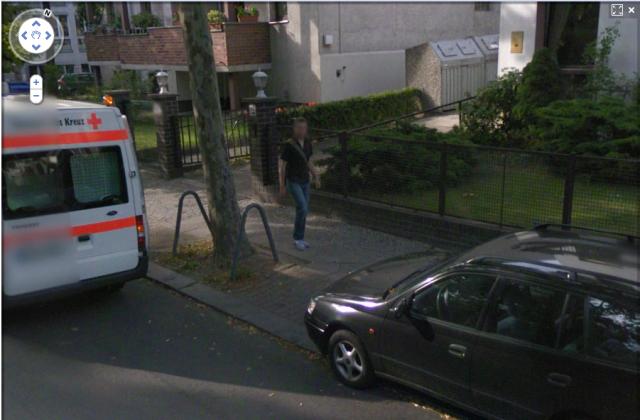 pixelroiber @ Google Streetview