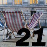 Adventstürchen #21: Strandbarsterben