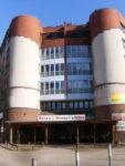 monumentalarchitektur in der brunnenstraße - ohne worte