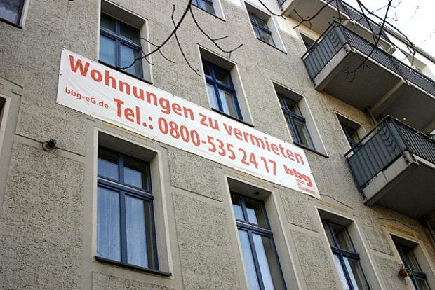 Wohnungen zu vermieten