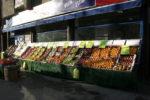Gemüseladen in der Koloniestraße