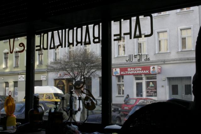 Cafe Barrikade