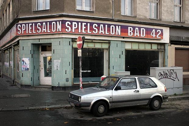 Spielsalon Badstraße