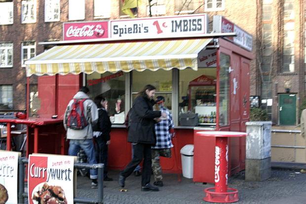 Spießi's 1€-Imbiss