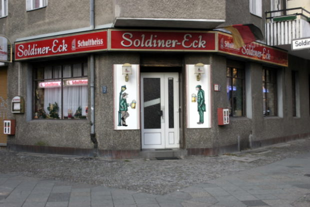 Eckkneipe Soldiner Eck