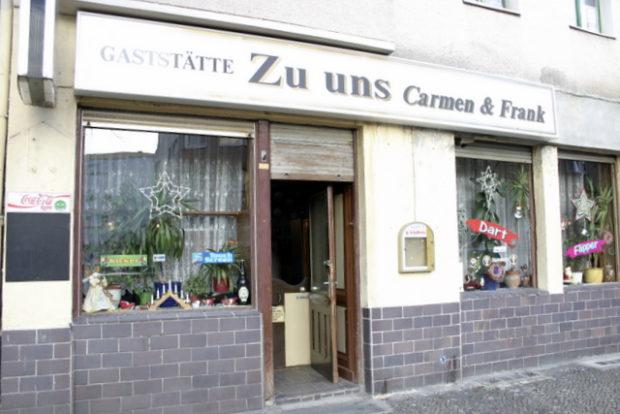 Kneipe Zu Uns - Carmen & Frank