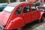 2CV in Kreuzberg - Februar 2006