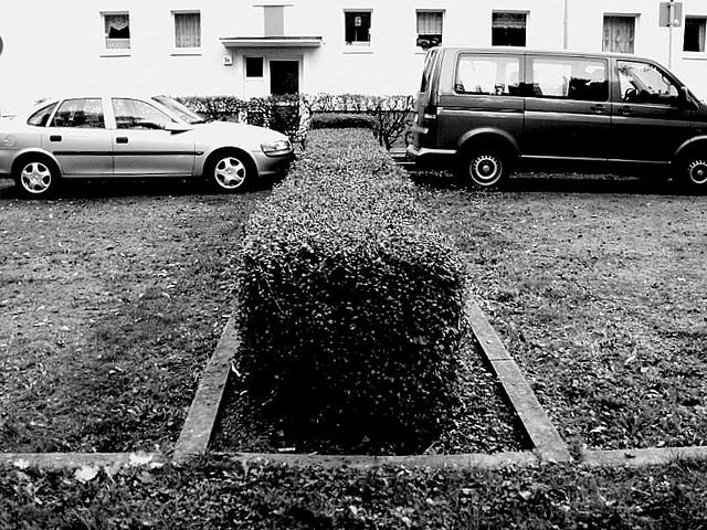 Idylle in Kreischa, Sachsen - Oktober 2007