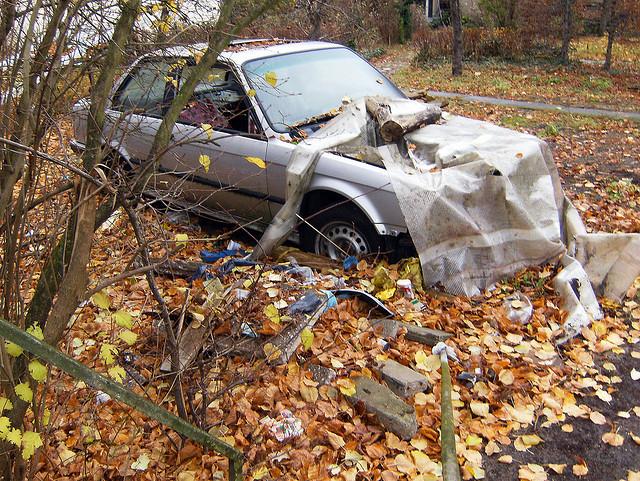 abgestellt in Potsdam-Babelsberg - November 2008