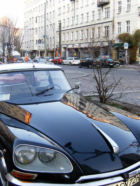 Dekadenz im Prenzlauer Berg - Dezember 2008