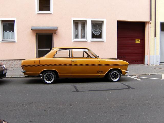 Opel in Nürnberg - Mai 2009