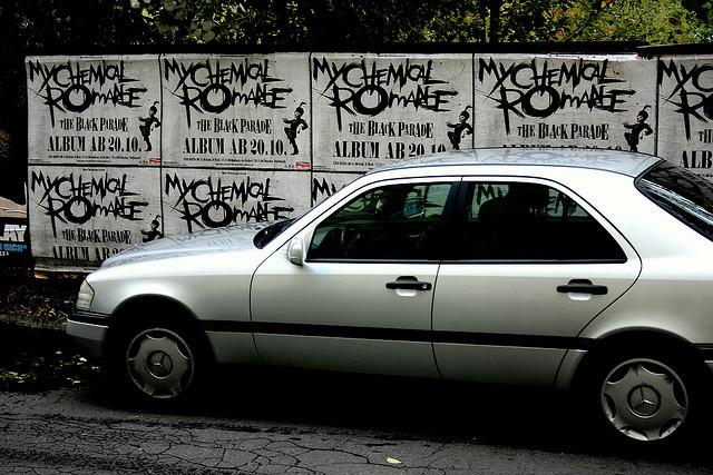 Chemical Romance in Mitte - November 2006