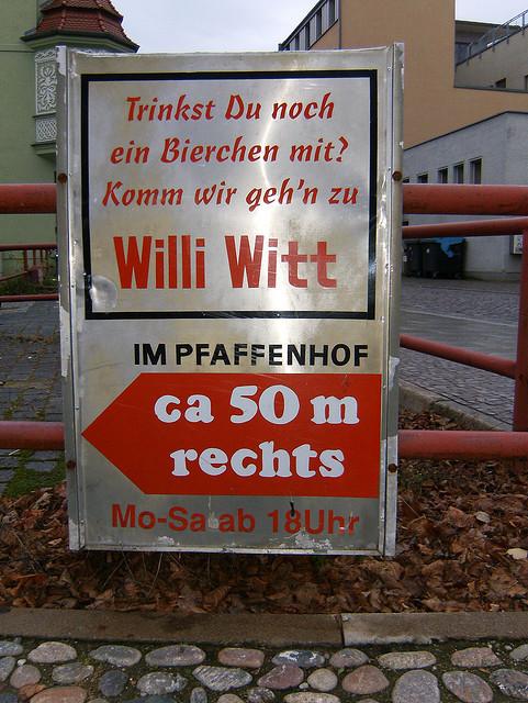 Willi Witt (November 2008)