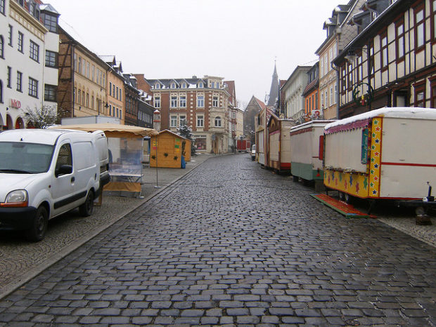 markttag im dezember 2008