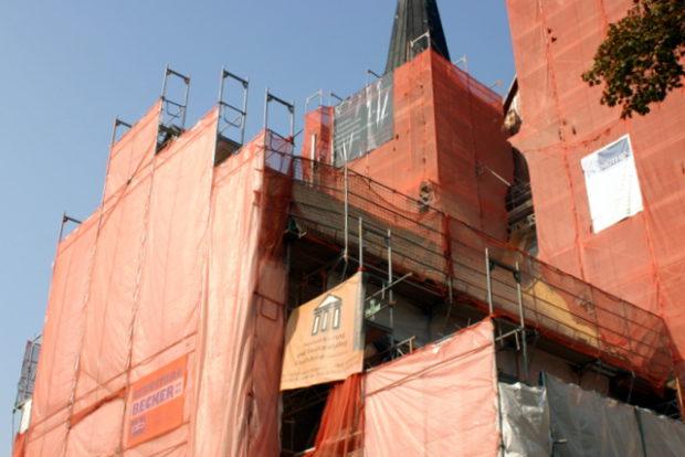 dom-renovierung (juli 2006)