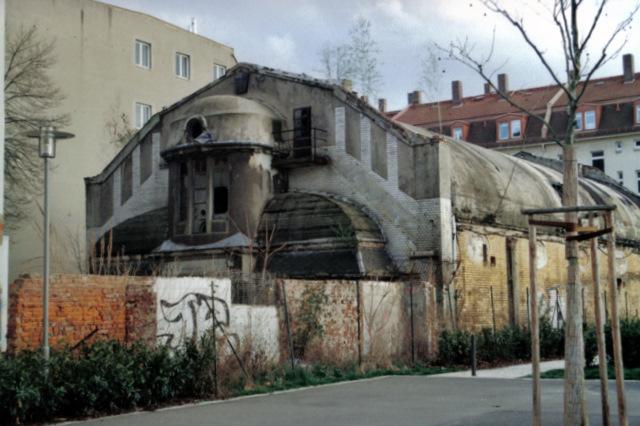 imposanter verfall in leipzig, sachsen (april 2008)