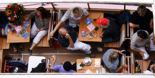 Ausflug auf der Spree (August 2008)