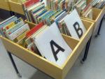 Luises Bibliothek, Kinderabteilung (März 2007)