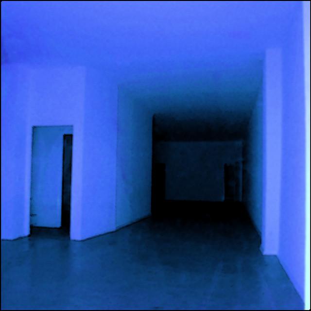 blauer raum  - febr 2007