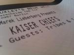 konzertkritik: kaiser chiefs