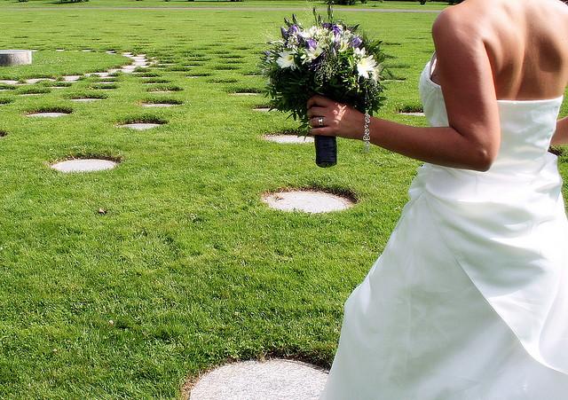Symbolbild: Braut (Juli 2009)