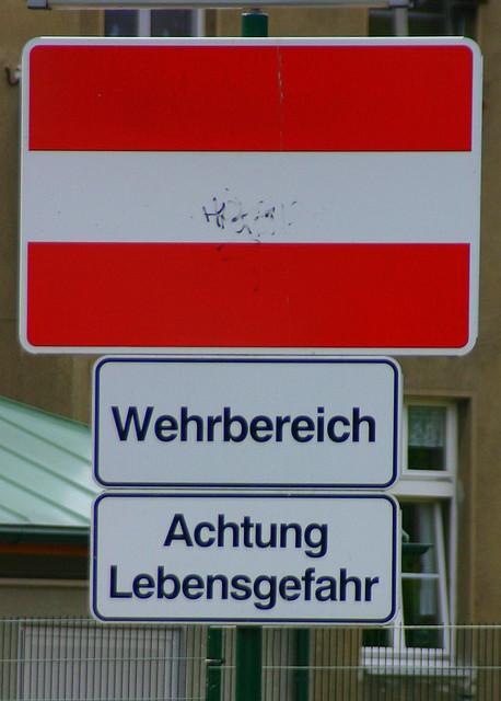 Symbolbild: Österreich im Schiffsverkehr (Berlin, 2006)