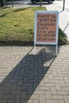 Kaufst du jetzt ein Fahrrad..., Kaulsdorf (April 2009)