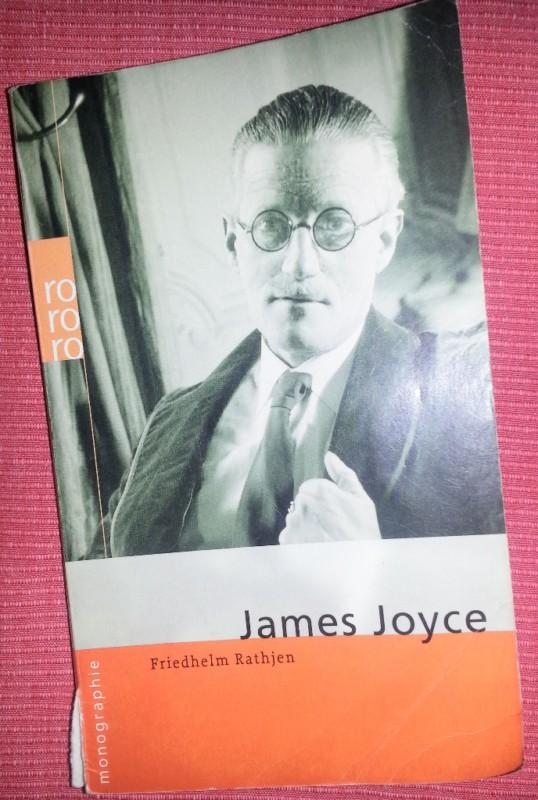 James Joyce (Monographie)