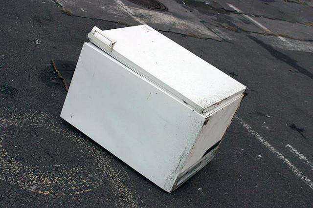 [symbolbild: kühlschrank ohne internet]