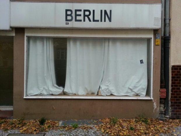 Berlin ist woanders. Heute: Berlin-Wedding