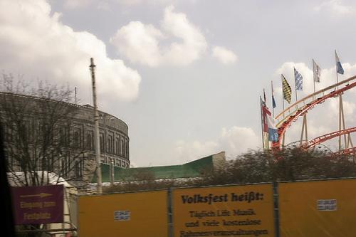 Volksfest in Nürnberg, März 2007
