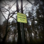 Neulich in Borgsdorf