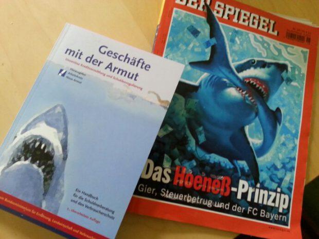 Sowas hat der Hai nicht verdient