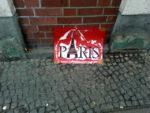 Berlin ist woanders. Heute: Paris