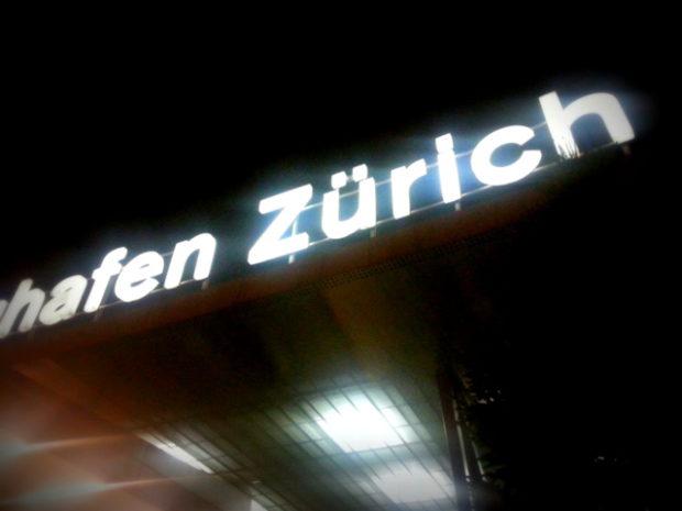 Berlin ist woanders. Heute: Zürich