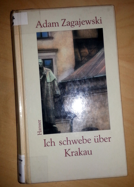 Ich schwebe über Krakau: Erinnerungsbilder