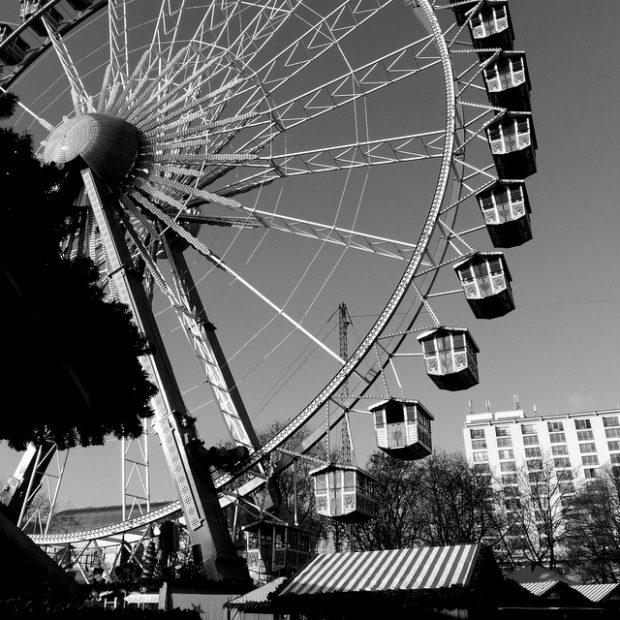 Berlin im Herbst/Winter 2014