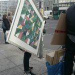 wer sagt, dass kunst im öffentlichen raum nicht auch scheiße sein darf?